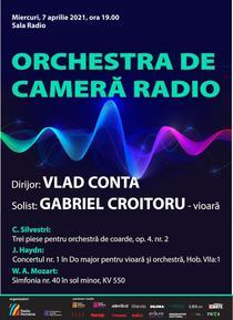 Concert Sala Radio 7 aprilie 2021