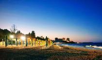 Noaptea, plaja e mai sigură