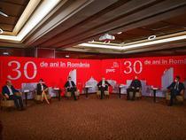 """Dezbatere """"Viitorul educației și al muncii în era 4.0. Ce ne rezervă viitorul?"""", organizată de PwC România"""
