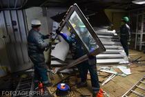 Demolarea magazinelor de la metrou