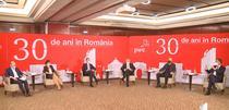 Conferinta educatie si munca PwC Romania - imagine din timpul evenimentului