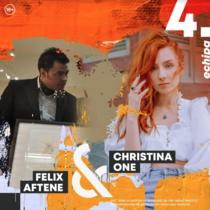 Felix Aftene și Christina Oné