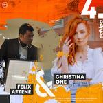 glo Urban Pairs - Art Flairs Felix Aftene și Christina Oné abordează tema vise & acțiune. O incursiune în lumea creativității