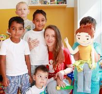 Segregarea copiilor romi continua in Romania
