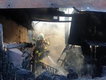 Interventie pompieri