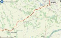 Drum Expres Bucuresti - Alexandria