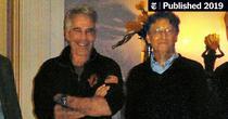 Bill Gates si Jeffrey Epstein