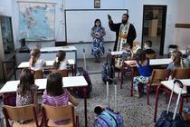 Grecia si-a redeschis toate scolile
