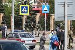 Atac armat in Kazan