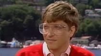 Bill Gates tanar