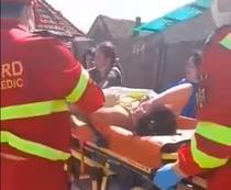 Interventie SMURD in Buteni
