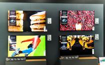 Televizoare in magazin