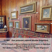 15 mai - Ziua pictorului Nicolae Grigorescu