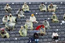 Ploaie la Roma, meciuri anulate