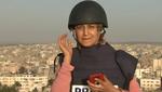 jurnalista relata despre atacurile din Gaza in timpul bombardamentelor