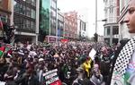 Manifestatii pro-Palestina