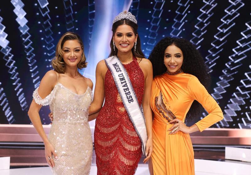 VIDEO Mexicanca Andrea Gamiz a câștigat titlul Miss Universe 2021 în urma unui concurs jurizat exclusiv de femei - Hotnews Mobile