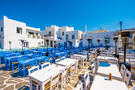 Mese de taverne din Grecia