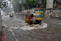 Inundatii in India cauzate de ciclonul Tauktae