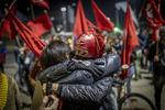 Fortele de stanga au obtinut o victorie zdrobitoare la alegerile din Chile