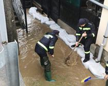 Inundatii in judetul Bihor