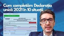 Cum completezi Declaratia unica 2021