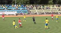Suporterii au revenit in tribunele stadionului 1 Mai din Slobozia