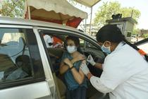 Vaccinare anti-Covid in India