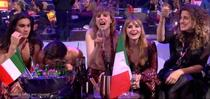 Trupa Maneskin din Italia la Eurovision 2021