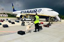 Zbor Ryanair deturnat la Minsk