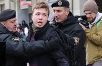 Roman Protasevich arestat (captura de ecran)