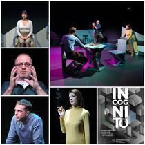 Spectacolul Incognito - colaj foto de Florin Ghioca