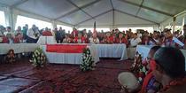 Ceremonia de investire a noului premier din Samoa