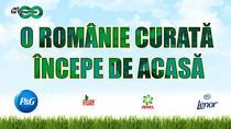 Mișcarea O Românie Curată Începe de Acasă se extinde la nivel național