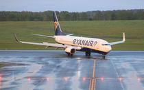 Zborul Ryanair 4978 a fost fortat sa aterizeze duminica la Minsk