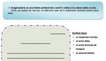 Subiecte evaluare nationala clasa a doua scris