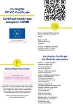 Document vaccinare
