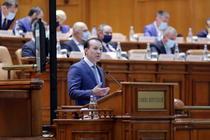 Florin Citu in Parlament