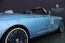 Rolls Royce va produce doar 3 automobile Boat Tail