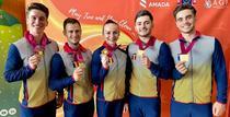 România, aur în proba de grup la Mondialele de gimnastica aerobica de la Baku