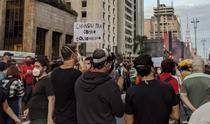 Proteste in Brazilia (sursa foto: twitter)