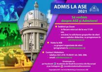 Admis la ASE- 2021