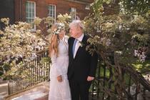Premierul britanic Boris Johnson s-a casatorit sambata cu logodnica sa, Carrie Symonds