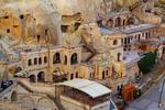 Oraselul Goreme este inclus pe lista Patrimondiului Mondial UNESCO