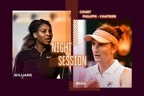 Serena Williams vs Irina Begu