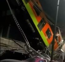 Accident Mexico City