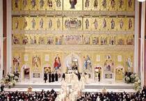 Iconostasul Catedralei Nationale
