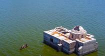 biserica reaparuta de sub ape
