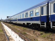 Tren sezonier la Mangalia