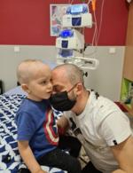 Anunț umanitar: Ajutor pentru Otilia, o fetiță de 3 ani care se luptă cu cancerul